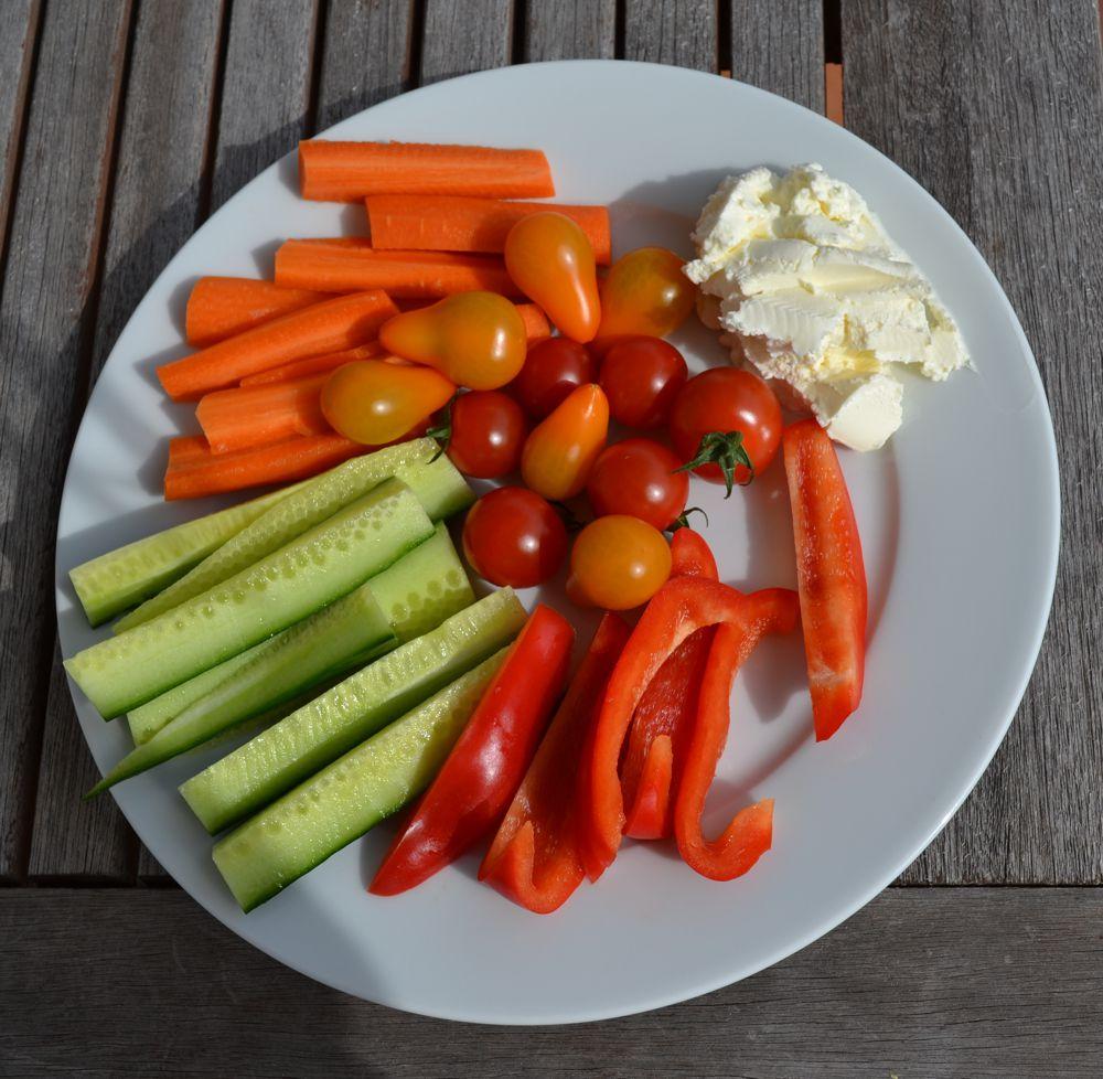 Dip Gemüse